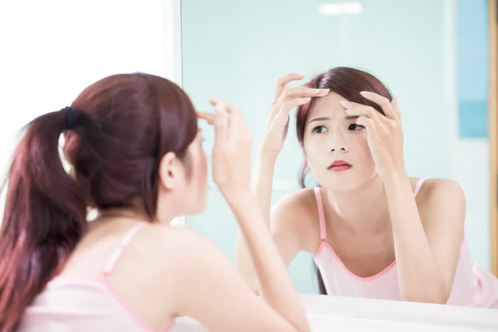 درمان جوش زیر پوستی