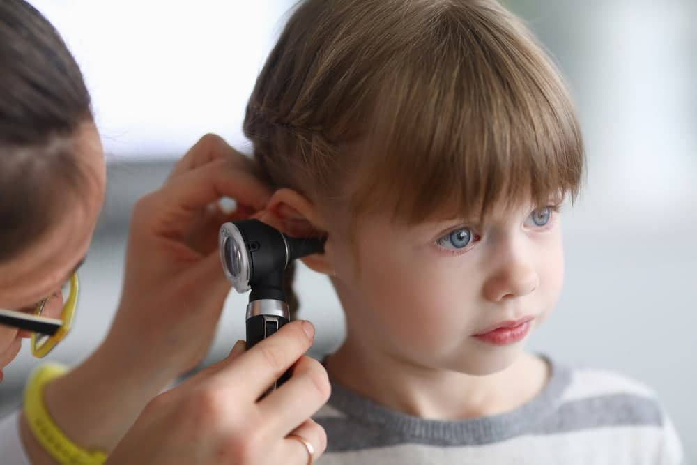 تشخیص عفونت گوش