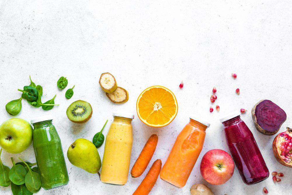 درمان غلظت خون با میوه