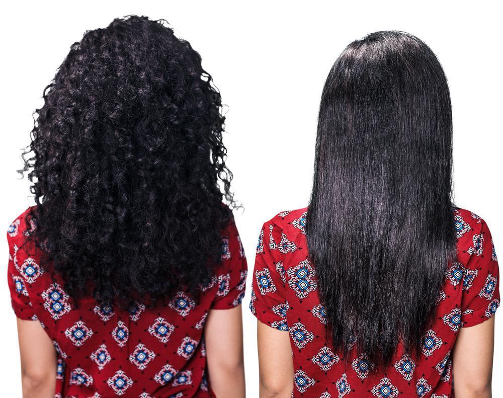 چرا کراتینه مو برای کسانی که فرهای طبیعی دارند متفاوت است