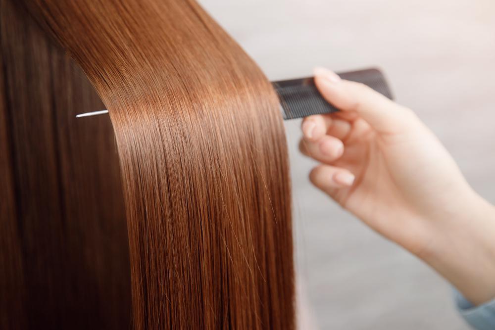 آیا کراتینه مو همان لخت ژاپنی است