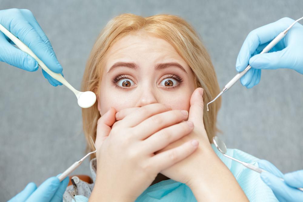 فوبیا دندانپزشکی