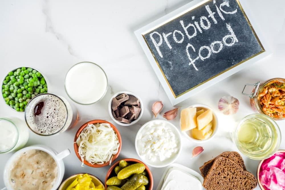 خوراکی های حاوی پروبیوتیک