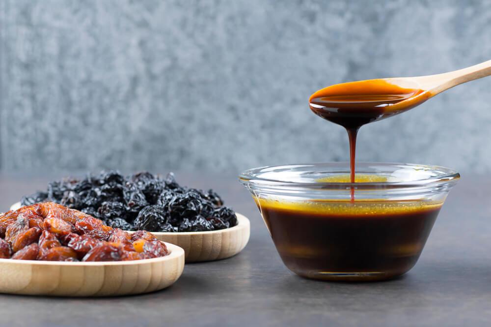 کاهش التهابات بدن با خوردن شیره انگور