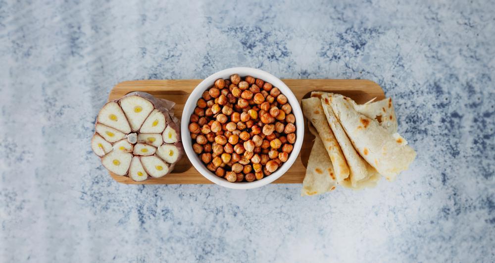 کمک به هضم غذا با مصرف نخودچی