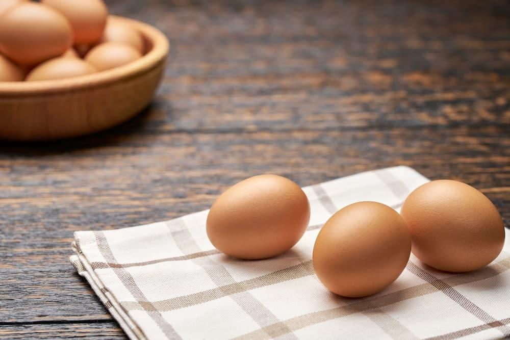 فواید تخم مرغ برای پوست
