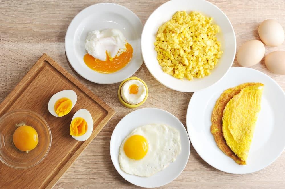 خاصیت تخم مرغ برای سلامتی