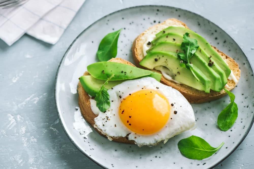 خواص تخم مرغ برای کنترل وزن