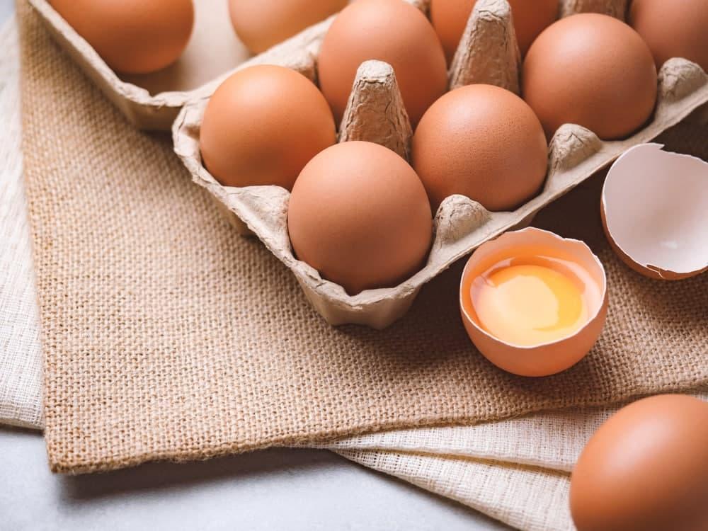 تامین امگا 3 بدن با تخم مرغ