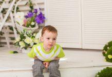 درمان یبوست کودکان