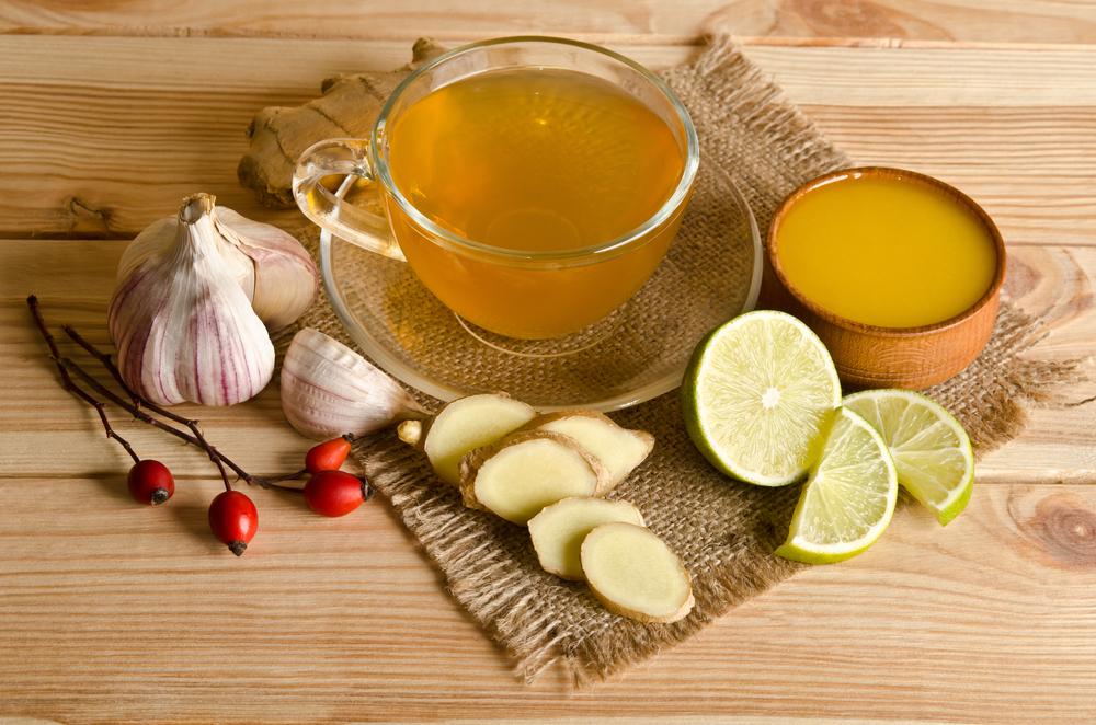 طرز تهیه معجون لیمو و سیر