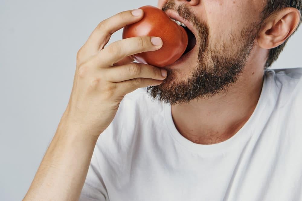 خواص گوجه فرنگی برای اسپرم سازی