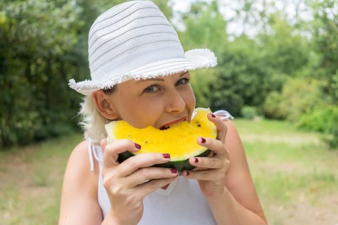 هندوانه زرد چیست