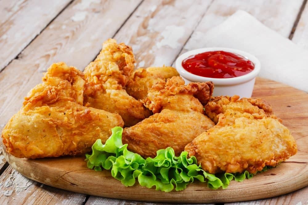 طرز تهیه مرغ سوخاری ساده خانگی